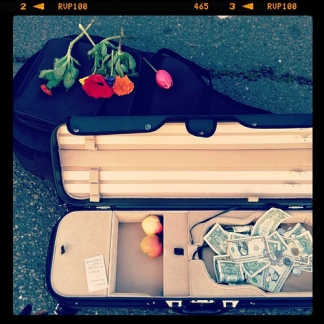 Blogging Lessons From Street Performers