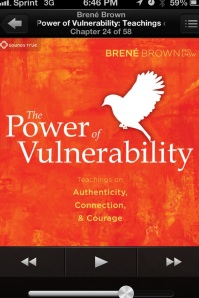 The Power of Vulnerability -Lessons in Personal Branding